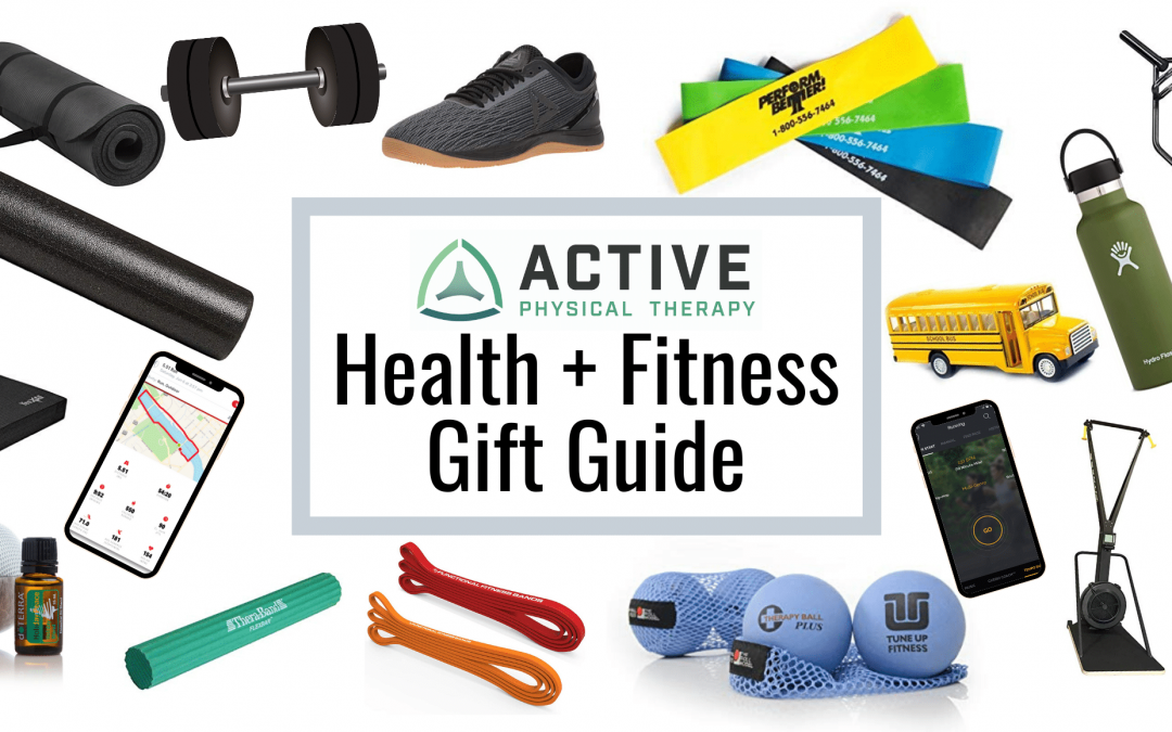 Ultimate Health and Fitness Gift Guide