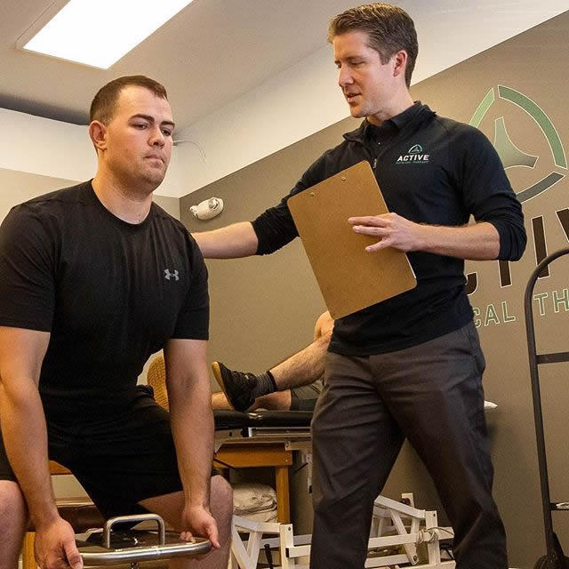Treatment at Active Physical Therapy