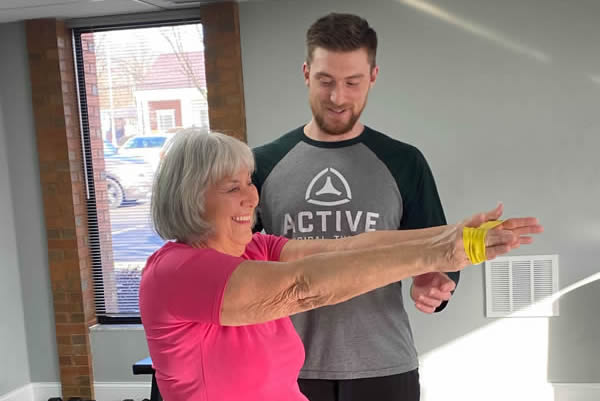 Pain Management at Active Physical Therapy