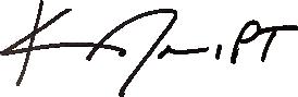 Kevin Jones Signature