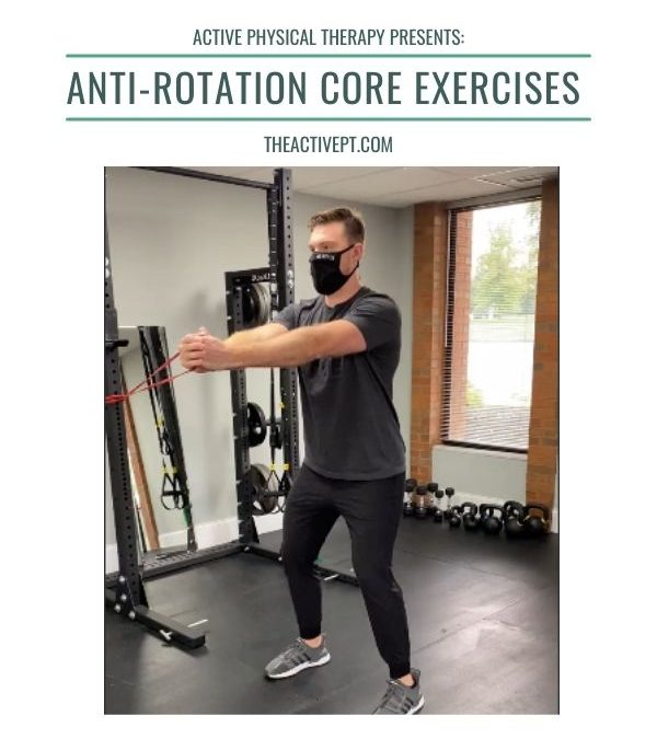 Anti-Rotational Core Exercises